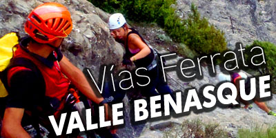 Vias Ferrata Valle de Benasque