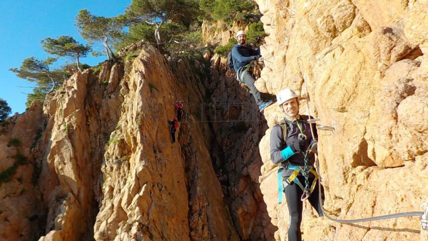 via ferrata cala moli bono regalo 27