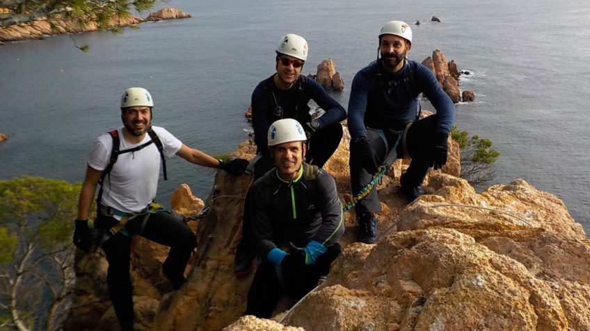via ferrata cala moli bono regalo 44